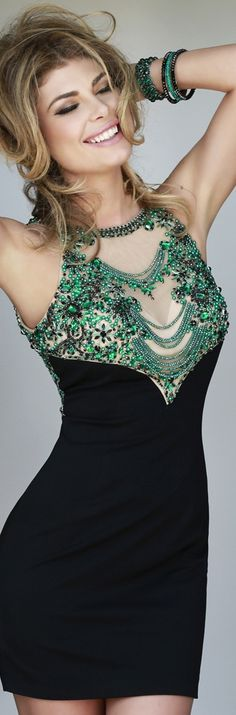 Sherri Hill Fall 2014 - Gorgeous Dress
