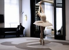 Ballerina Film Debuts on Chanel Web Site