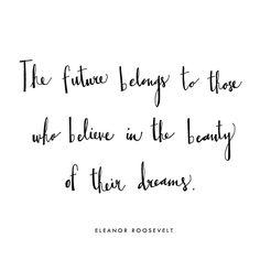 <3 Never Stop Believing