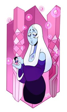 I feel like Blue and Steven would be great buddies.