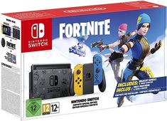 Nintendo Switch - Fortnite Edition #Affiliatelink