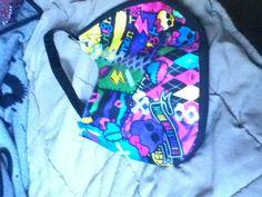 Home made monster high purse