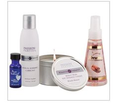 Features Pure Instinct, RT Sensual Warming Lubricant, RT Seduction Soy Massage Candle and FREE Cinnamon Fireworks (flavor may vary). $54.00 www.katiebliss.yourpassionconsultant.com