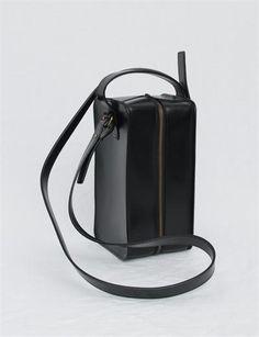 Creatures of Comfort Kit Bag- Black