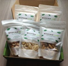 Nature Box Review & Promo Code - Healthy Snack Subscription