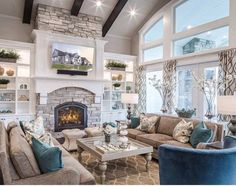 "4,228 Likes, 19 Comments - Divine Design Decor (@divine_design_decor) on Instagram: ""So cozy and comfortable! That's Divine! By...{ @TreeHavenHomes } via...@designbychrismk tag…"""