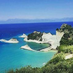 Cape Drastis, Corfu - Greece.