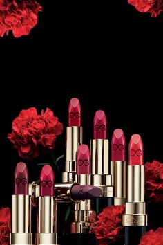 Make your lips irresistible with Dolce Matte #Lipstick by Dolce & Gabbana. #SaksBeauty