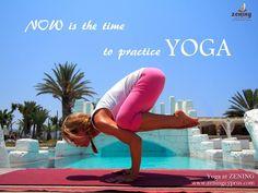 Nancy Christidi at Zening Resorts in Cyprus