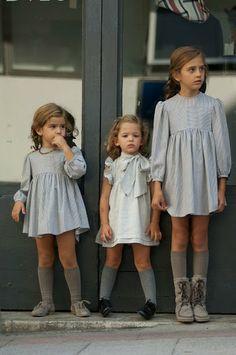 Google+ KidzChic Cool vintage girls
