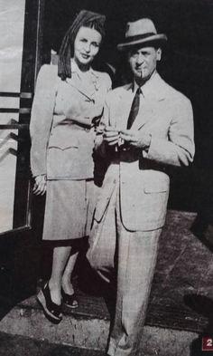 Tita Merello y Luis Sandrini