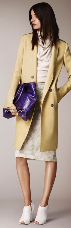 Burberry Prorsum Pre Spring 2014 Collection