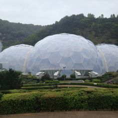 Biomes of Eden Project