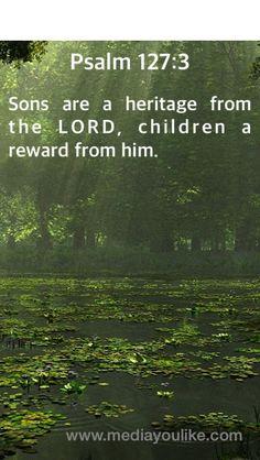 Psalms 127:3