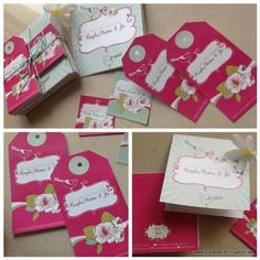 Personalised Stationery for Families designed as a gift for the winner of Pretapapier's Father's Day competition.