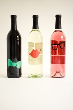 LaBelle Famille wine #packaging PD