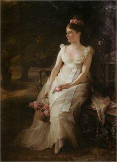 Huges_Edward_The_Devutante_1886