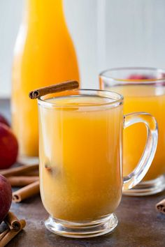 This hot Wassail, or spiced cider, is a Christmas tradition. It is apple juice, orange juice, and spices, and combines to make a warm, comforting, festive Christmas punch. This is a family favorite, and should definitely be on your holiday drink menu. Anyone who has spent any amount of time with me knows how much I love a good beverage. Despite not drinking alcohol or coffee, I find myself frequently in line at Starbucks, or ordering off the drink menu when we go out. A good mocktail, a…