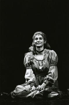 Les Misérables // 1991 // Pia Douwes // Photo: Michael Le Pour Trench
