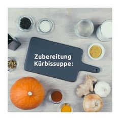 Kauft zu Halloween gleich zwei Kürbiss Halloween, Instagram, Food, Coconut Milk, Exotic, Remedies, Deko, Hoods, Meals