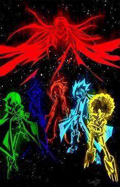Elemental Warriors vs The Shaman King