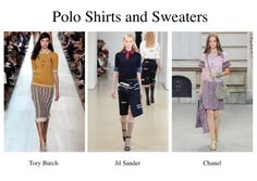 25 Spring Trends You Can Really Wear: Polo Shirts & Sweaters