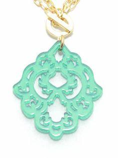 ZENZII Dare to Deco Pendant Necklace