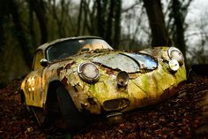 Porsche 356A Barn Find