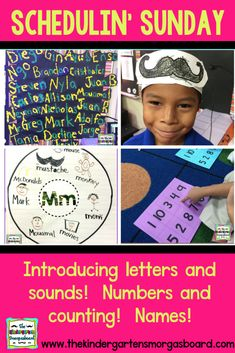 This week we are kicking off ABC BOOTCAMP to introduce letters and sounds! Kindergarten Smorgasboard, Kindergarten Lesson Plans, Kindergarten Classroom, School Teacher, Teacher Stuff, Classroom Organization, Classroom Ideas, Writing Station, Teaching Letters