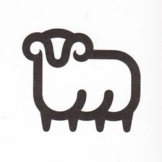 Simple Bold Symbol