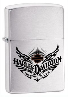 Zippo Harley-Davidson Winged Tattoo Lighter  Added to collection 01/16/2015