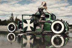 Portfolio - Elegy Ellem, Model & Performer