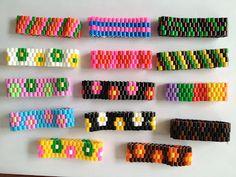 armbandjes van strijkkralen