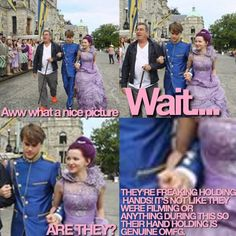 Aww I love this Dove and Mitchell photo Descendants Mal And Ben, Descendants Characters, Disney Channel Descendants, Descendants Cast, Disney Channel Movies, Disney Channel Stars, Funny Disney Jokes, Disney Memes, Funny Memes