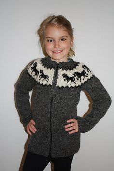 Ravelry is a community site, an organizational tool, and a yarn & pattern database for knitters and crocheters. Sweater Knitting Patterns, Cardigan Pattern, Knitting For Kids, Knitting Projects, Kids Patterns, Sewing Patterns, Icelandic Sweaters, Toddler Sweater, Fair Isle Pattern