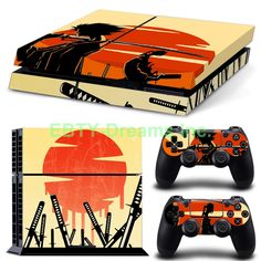 Video Game Accessories Objective Regular Ps4 Console Controller Skins No Game No Life Shiro Sora Vinyl Stickers Faceplates, Decals & Stickers