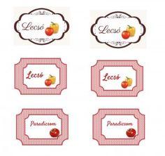 lecsó címke Printables, Frame, Blog, Diy, Recipes, Home Decor, Picture Frame, Decoration Home, Bricolage