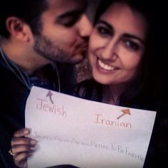 """Jewish And Arab People Are Posing Together In Inspiring Photos Saying """"We Refuse To Be Enemies"""""""