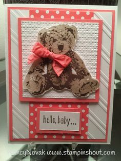 Stampin Up Baby Bear,    http://www.stampinup.com/ECWeb/ProductDetails.aspx?productID=141859