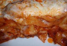 Lasagne s mletým masem Recepty.cz - On-line kuchařka