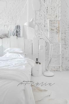 [White on white]