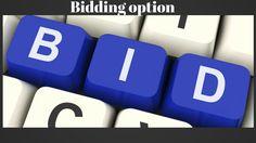 make use of #bid