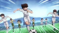 Captain Tsubasa, Equipement Football, Chelsea Football, Girls World, Kuroko, Cartoon Network, Cartoon Characters, Anime, Soccer