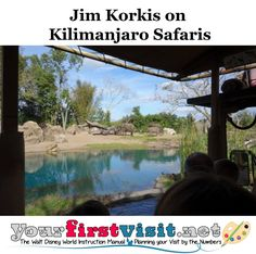 Jim Korkis on Kilimanjaro Safaris from yourfirstvsit.net - a look at the detailing for this popular attraction at Disney's Animal Kingdom
