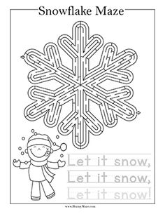 If you are looking for some fun and free Christmas mazes and worksheets you can print for your children, this is the spot for you! Below we've designed some fun activity pages you can use with your Christmas lessons.