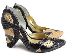 OPULENCE - Louloux - Sapatos Colecionáveis