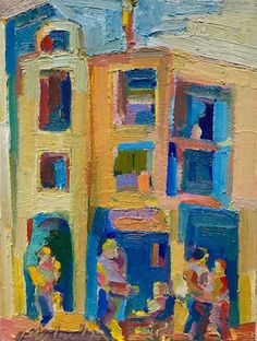 Henry Isaacs Home Page Italy, Paintings, France, Board, Beauty, Scenery, Pintura, Fauvism, Italia