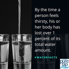 Water Facts, Shot Glass, How To Get, Pure Products, Shot Glasses