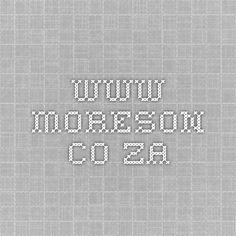 www.moreson.co.za