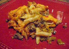 finito ~ meat noodle casserole
